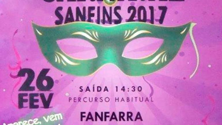 Marcha de Carnaval – Sanfins 2017