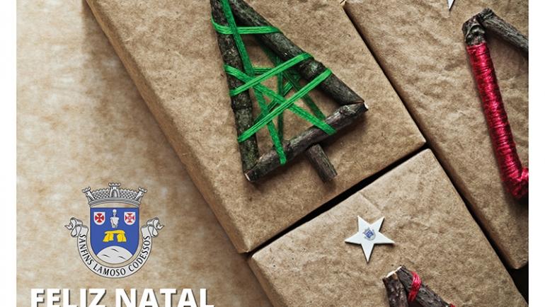 Feliz Natal e um próspero Ano de 2018