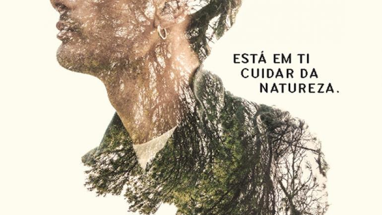Está em ti cuidar da natureza.